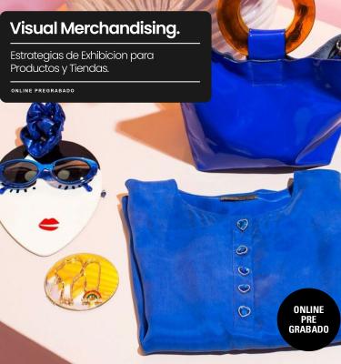 Curso Online Pregrabado de Visual Merchandising. Marcela Seggiaro