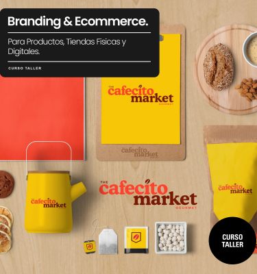 Curso Branding & Ecommerce.