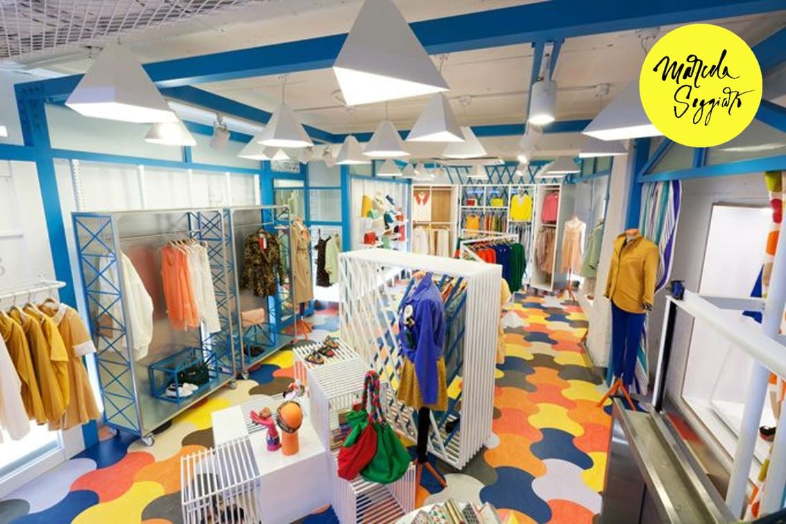 Que es una flagship store o tienda insignia? Marcela Seggiaro
