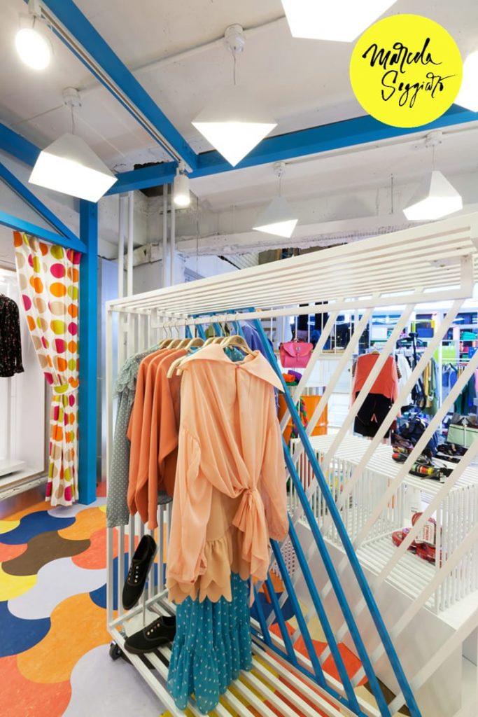 Que es una flagship store. Marcela Seggiaro