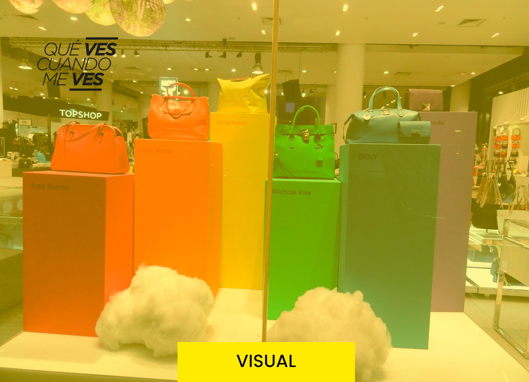 ¿Cómo combinar productos de diferentes colores?