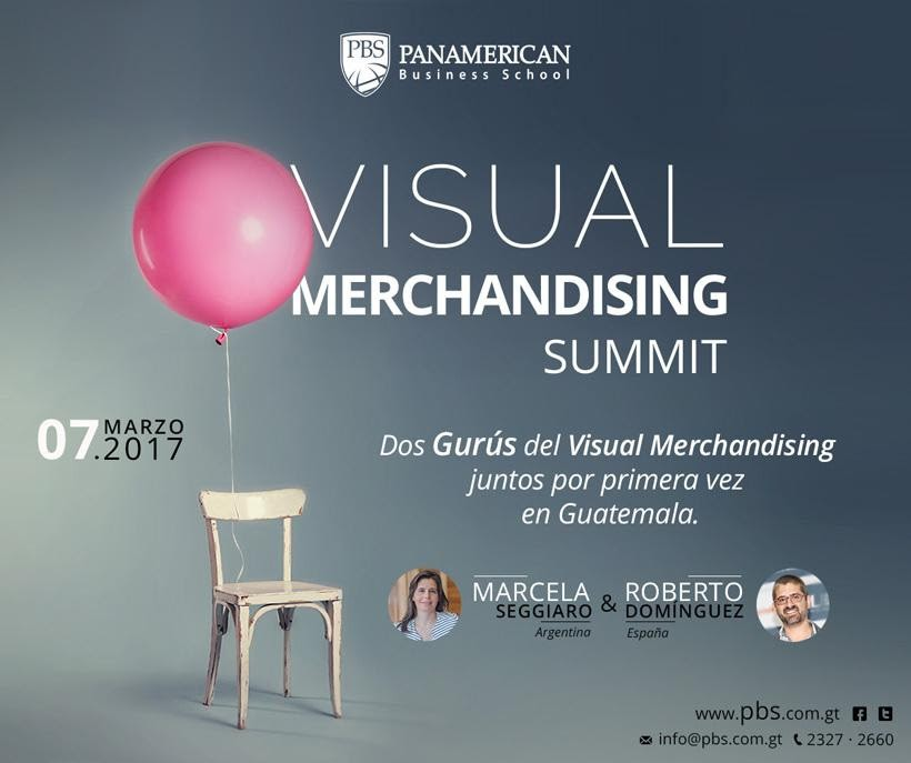Curso Visual Merchandising