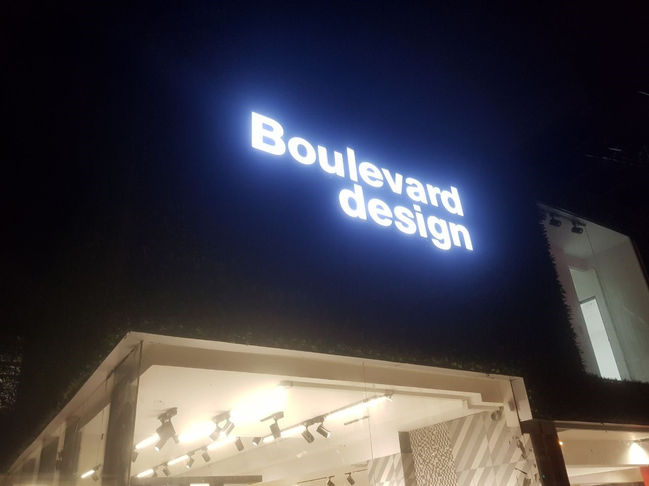 Boulevard Design