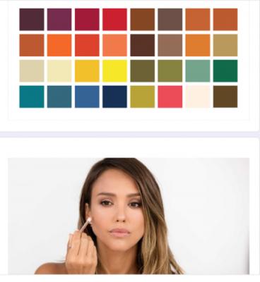 Paleta de colores: ¿Qué es la colorimetría y para que se usa? Marcela Seggiaro