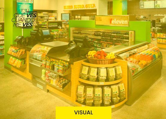 Visual Merchandising para tiendas de Conveniencia. Marcela Seggiaro