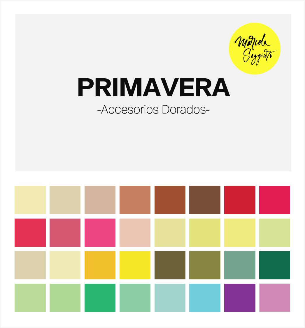 Paleta de colores: ¿Qué es una colorimetría y para que se usa? Marcela Seggiaro