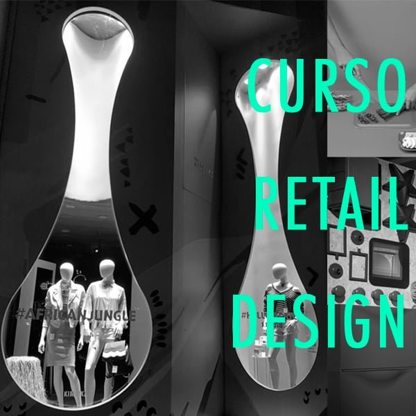 Curso de retail design por Marcela Seggiaro