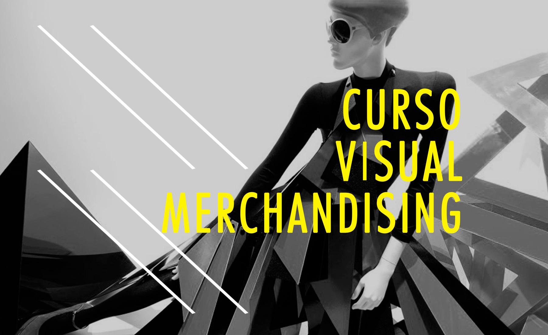 Curso de Visual Merchandising, clases virtuales en vivo distancia.