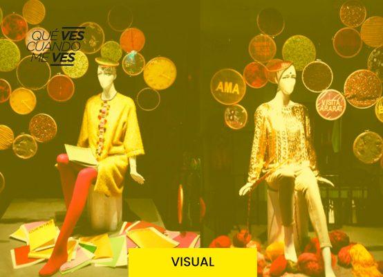5 claves de Visual Merchandising. Marcela Seggiaro