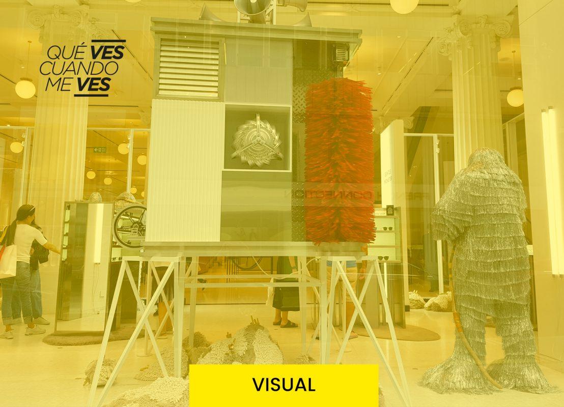 Tips para diseñar escaparates o vidrieras atractivas. Marcela Seggiaro
