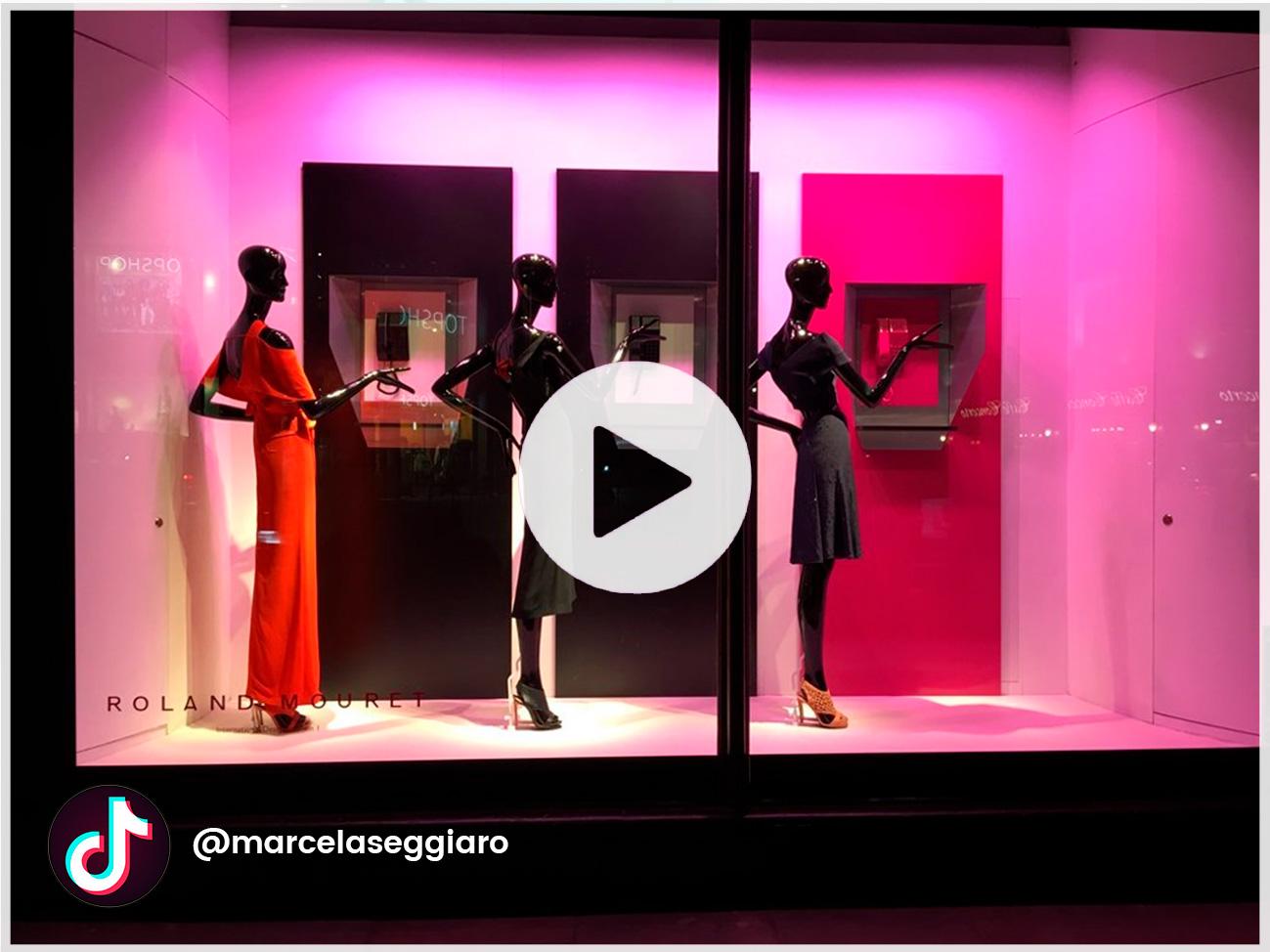 Visual Merchandising: Qué significa y cómo incrementará tus ventas. Marcela Seggiaro