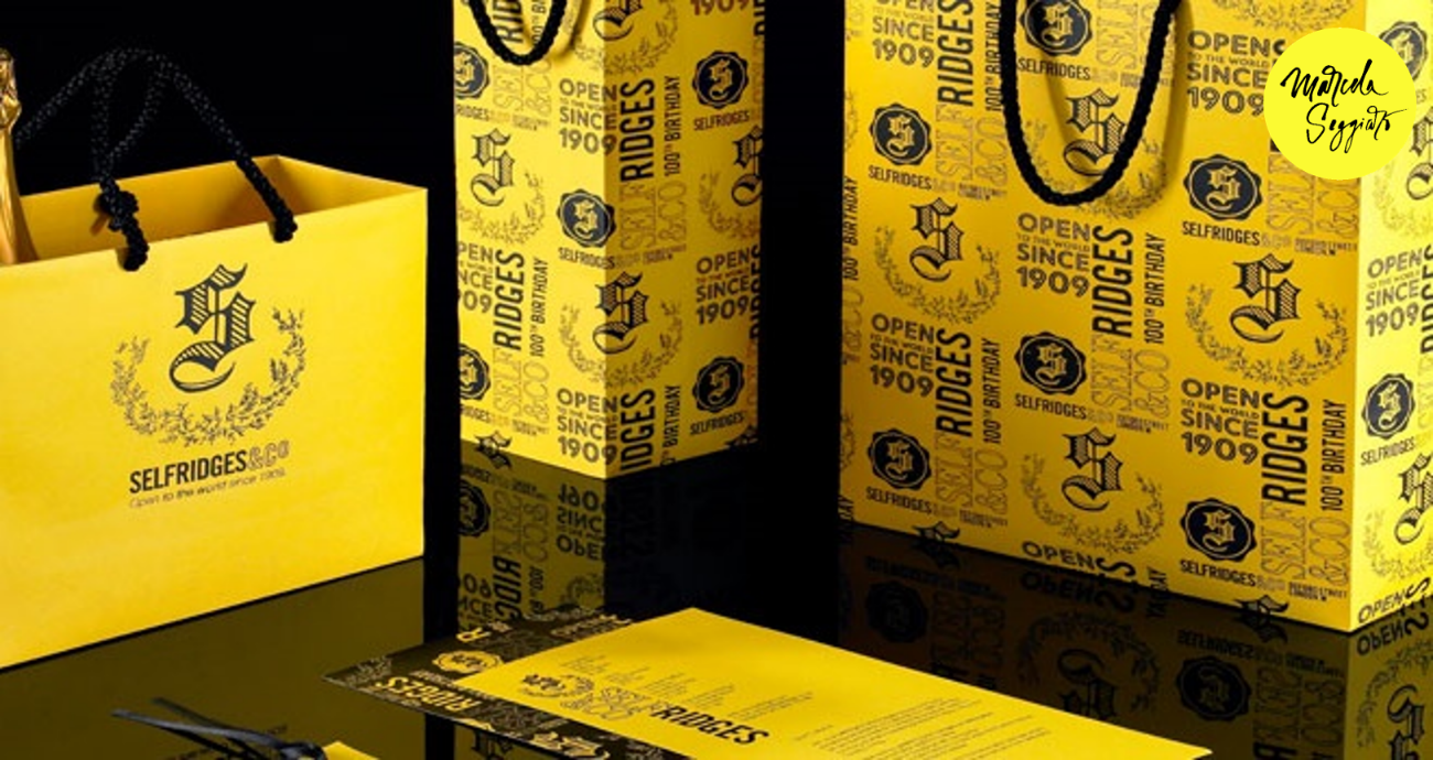 Packaging para estrategias de Retail Design. Marcela Seggiaro