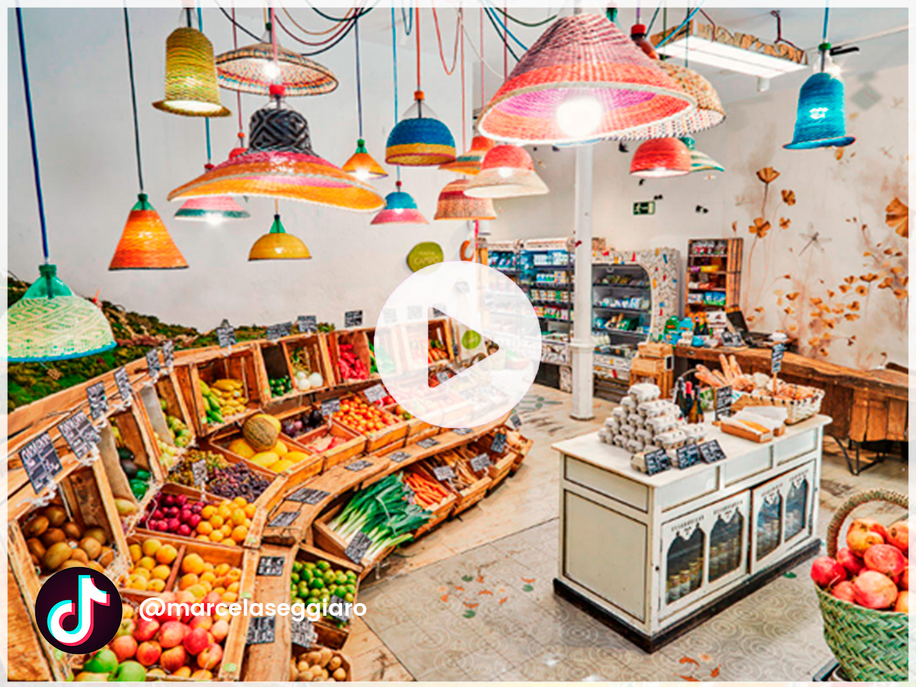 Exhibición de productos: ¿Luz cálida o Fría? Marcela Seggiaro