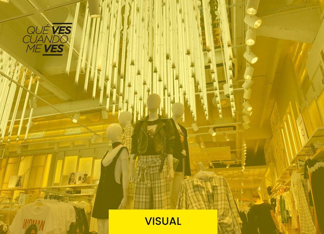 Iluminación para distintos tipos de Tiendas Comerciales. Marcela Seggiaro