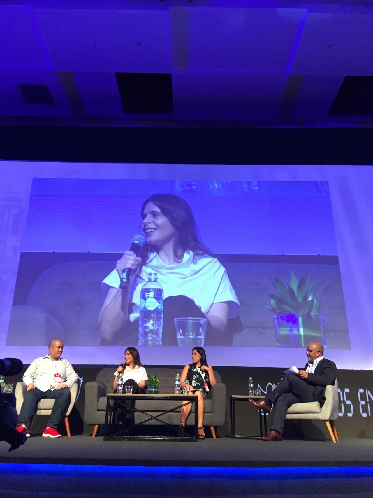 XVI. Congreso de Retail Perú 2019. Marcela Seggiaro. Customer Obsession. Hiperpersonalización y omnicanalidad.