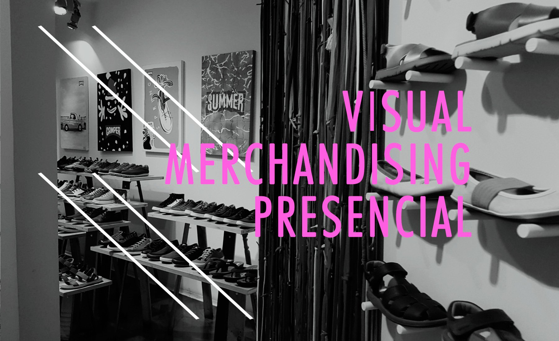 Curso Visual Merchandising. Presencial. Marcela Seggiaro