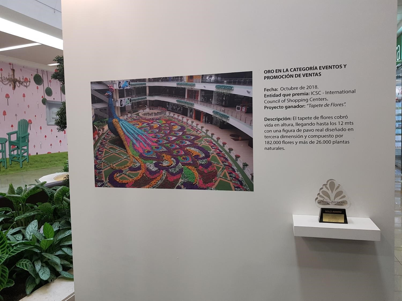 Convención de Centros Comerciales. Cenco 2019 Medellín Colombia. Marcela Seggiaro