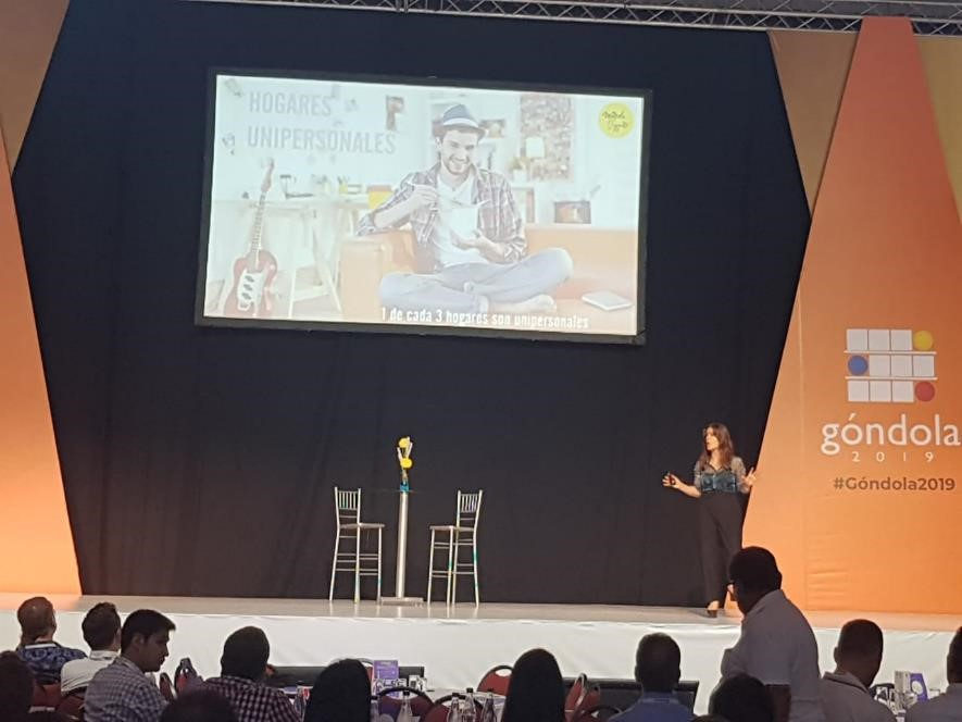 #EventoGondola organizado por Fenalco en Cartagena Colombia. Marcela Seggiaro