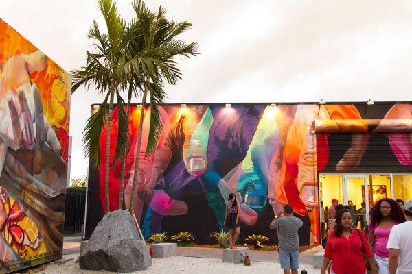 arte inmersivo, tendencias de intereaccion en espacio comercial