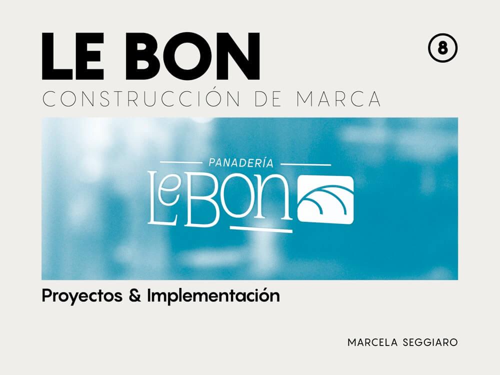 Retail Design: Diseño de Espacio Comercial Le Bon Pain. Marcela Seggiaro
