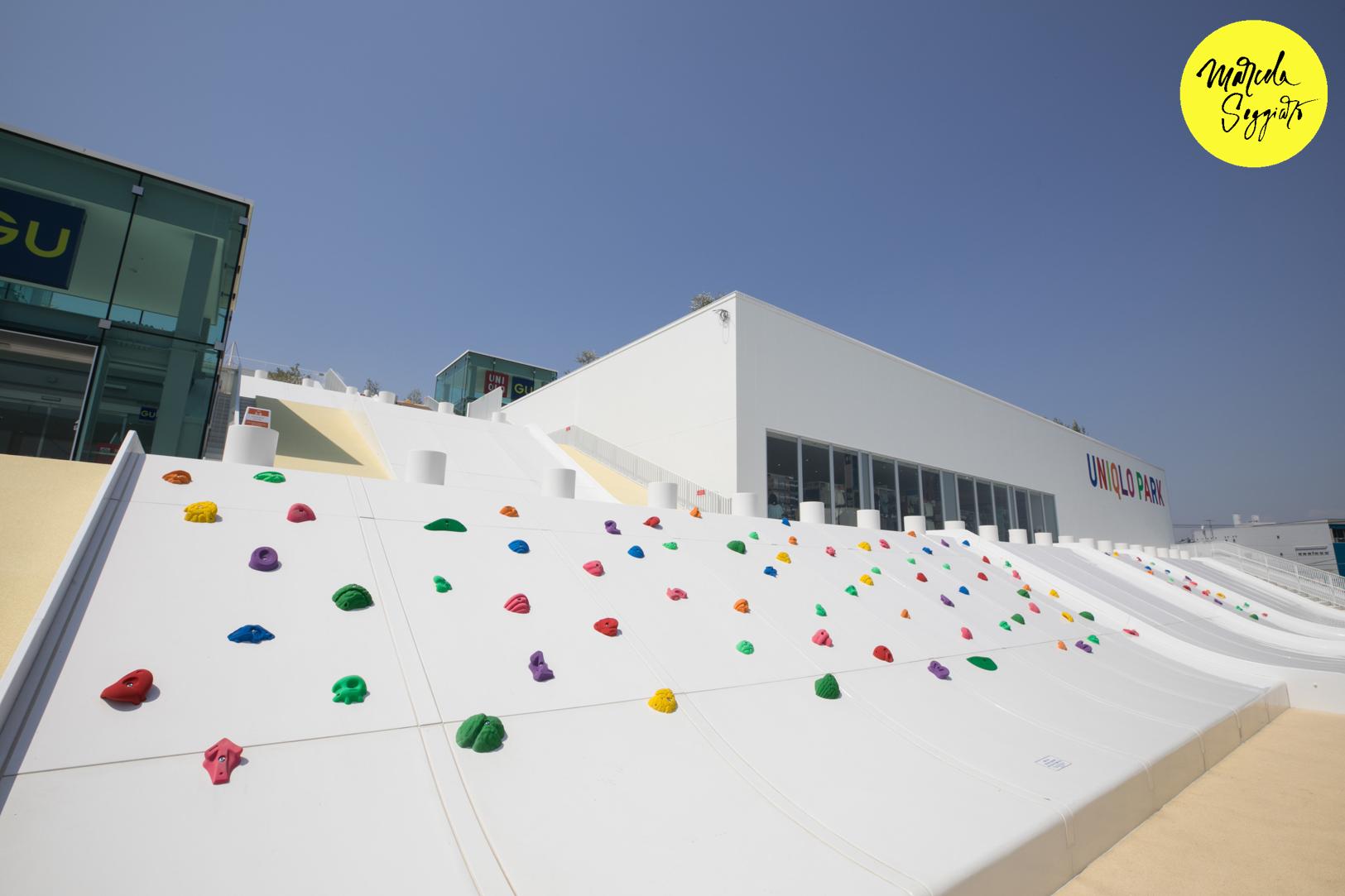 Nuevo Concepto de Tiendas: Parque Uniqlo. Marcela Seggiaro